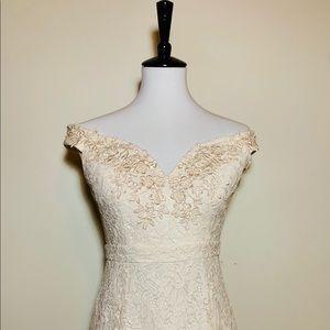 Lace Wedding dress bridal gown